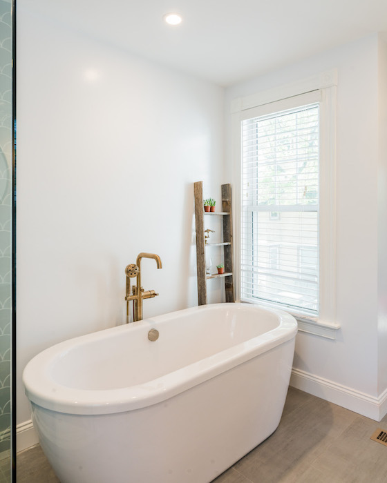 bay state refinishing bathroom remodel with bathtub