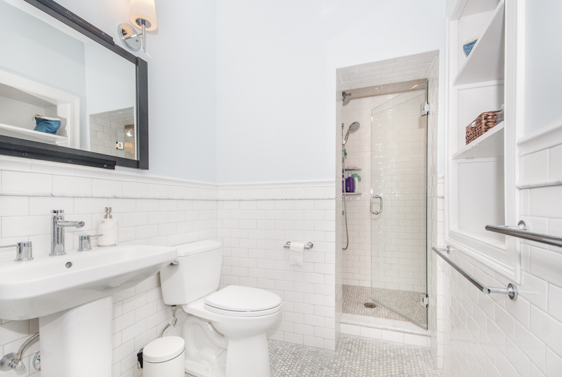 Planning a bathroom remodel bay state refinishing How long does a bathroom renovation take
