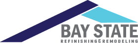 Bathroom Remodeling, Boston Company Logo Image - Bay State Refinishing & Remodeling