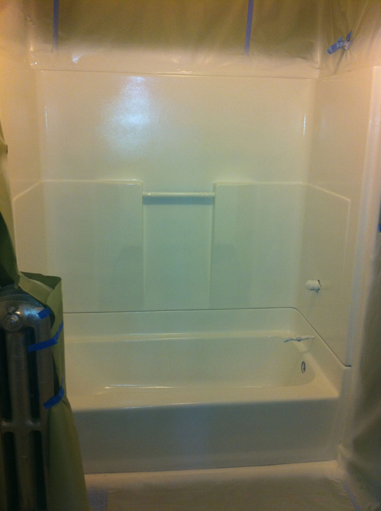 Shower Stalls - Fiberglass Units | Bay State Refinishing