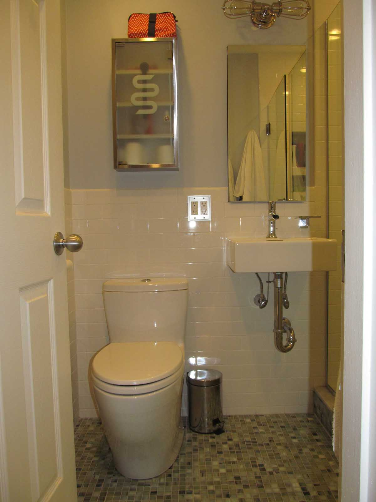 Bathroom Remodel - Appleton St. - Boston MA