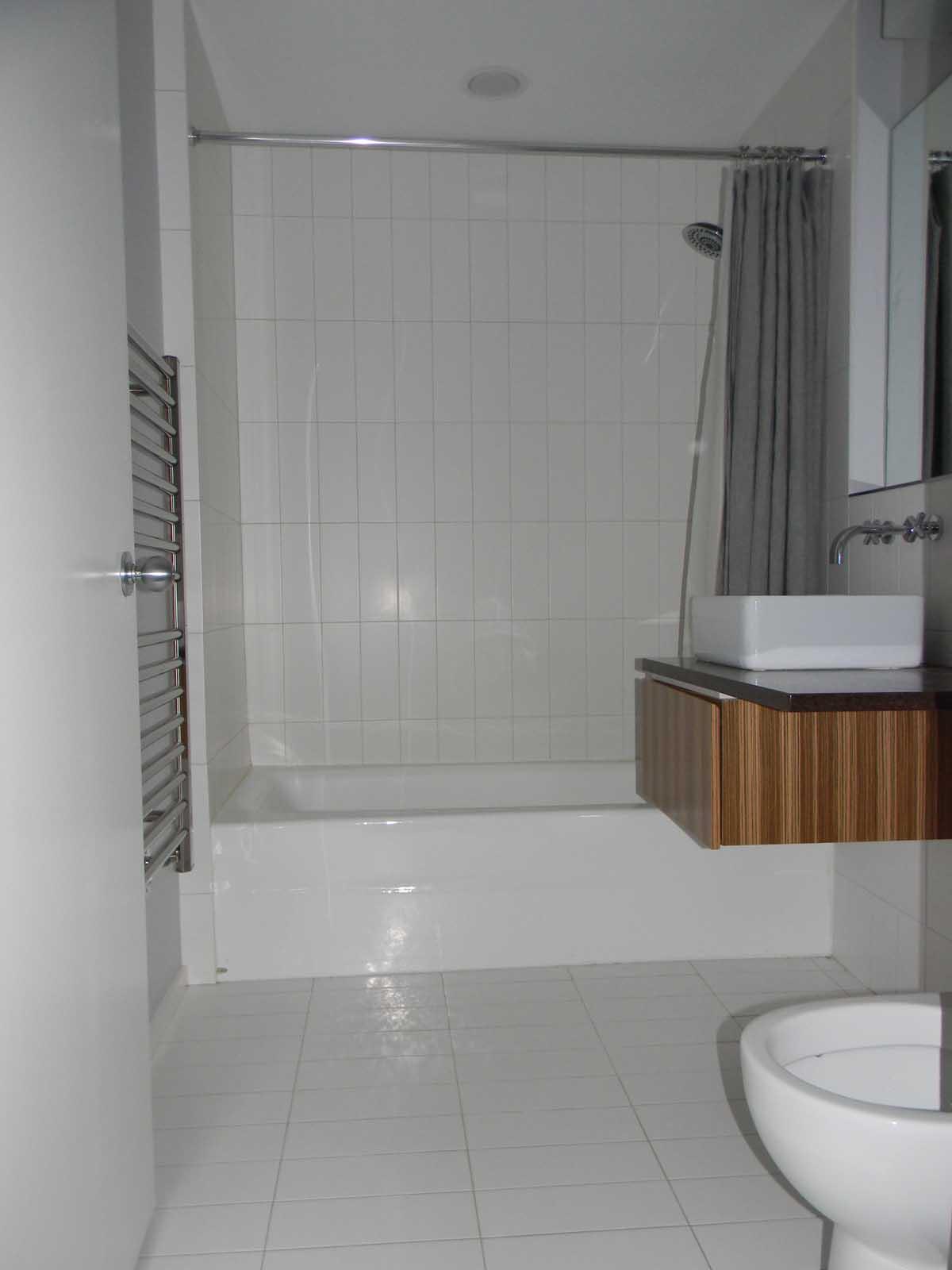 Dorchester Ave. Boston - Before Bathroom Remodel