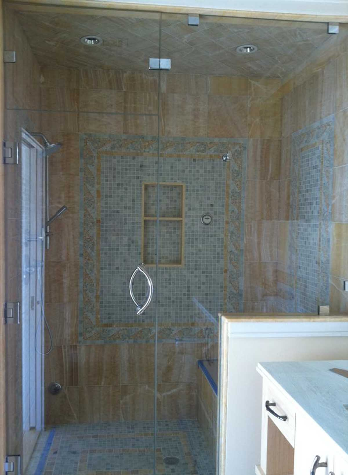 Remodeled Bathroom by Bay State Refinishing & Remodeling