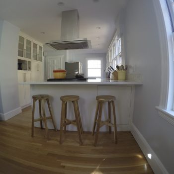 Kitchen Remodel - Brookline MA - Bay State Refinishing & Remodeling
