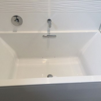 Modern Fixtures - Bathroom Remodel - Wellesley MA