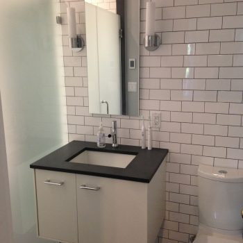 Sink Fixture Updates - Bathroom Remodel - Boston MA
