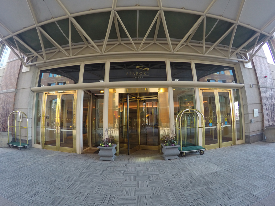 Seaport Hotel - Commercial Refinishing Project - Boston MA - Bay State Refinishing & Remodeling