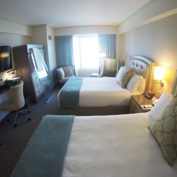 Seaport Hotel Room - Commercial Refinishing - Boston MA - Bay State Refinishing & Remodeling