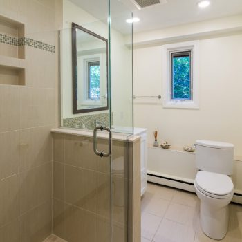 Newton MA - Bathroom Remodel - Bay State Refinishing & Remodeling