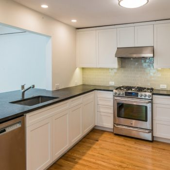 Newton MA Kitchen Remodel - Bay State Refinishing & Remodeling