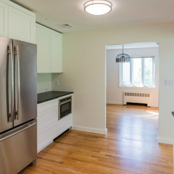 Kitchen and Sunroom Remodel - Newton MA - Bay State Refinishing & Remodeling
