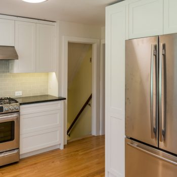 Newton MA Kitchen Update - Bay State Refinishing & Remodeling - Newton MA