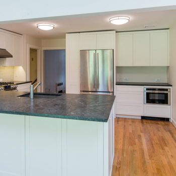 Open Concept Kitchen Remodel - Bay State Refinishing & Remodeling - Newton MA