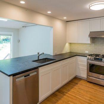 Bay State Refinishing & Remodeling - Kitchen Remodel - Newton MA