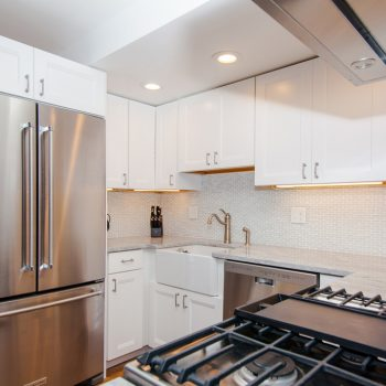 Stainless Steel Appliances - Kitchen Remodel - Bay State Refinishing & Remodeling - Cambridge MA