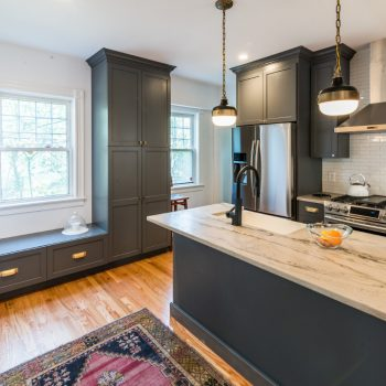 Bruce St. Kitchen Remodel Boston MA Bay State Refinishing & Remodeling