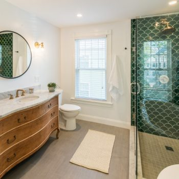 Bathroom Remodel - Bay State Refinishing & Remodeling - Boston MA - Bruce St