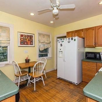kitchen remodel - Bruce St Boston - Before - Bay State Refinishing & Remodeling