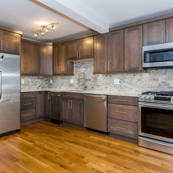 Chelsea MA - Kitchen - Bay State Refinishing & Remodeling
