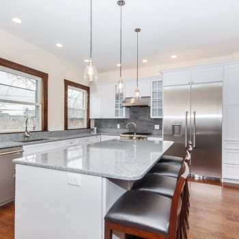 Carruth St. Kitchen Remodel in Dorchester MA - Bay State Refinishing & Remodeling