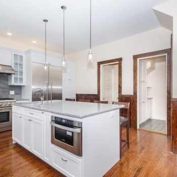 Upscale Kitchen Remodel in Dorchester MA - Bay State Refinishing & Remodeling