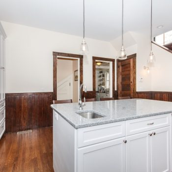 Remodeled Kitchen - Dorchester MA - Bay State Refinishing & Remodeling