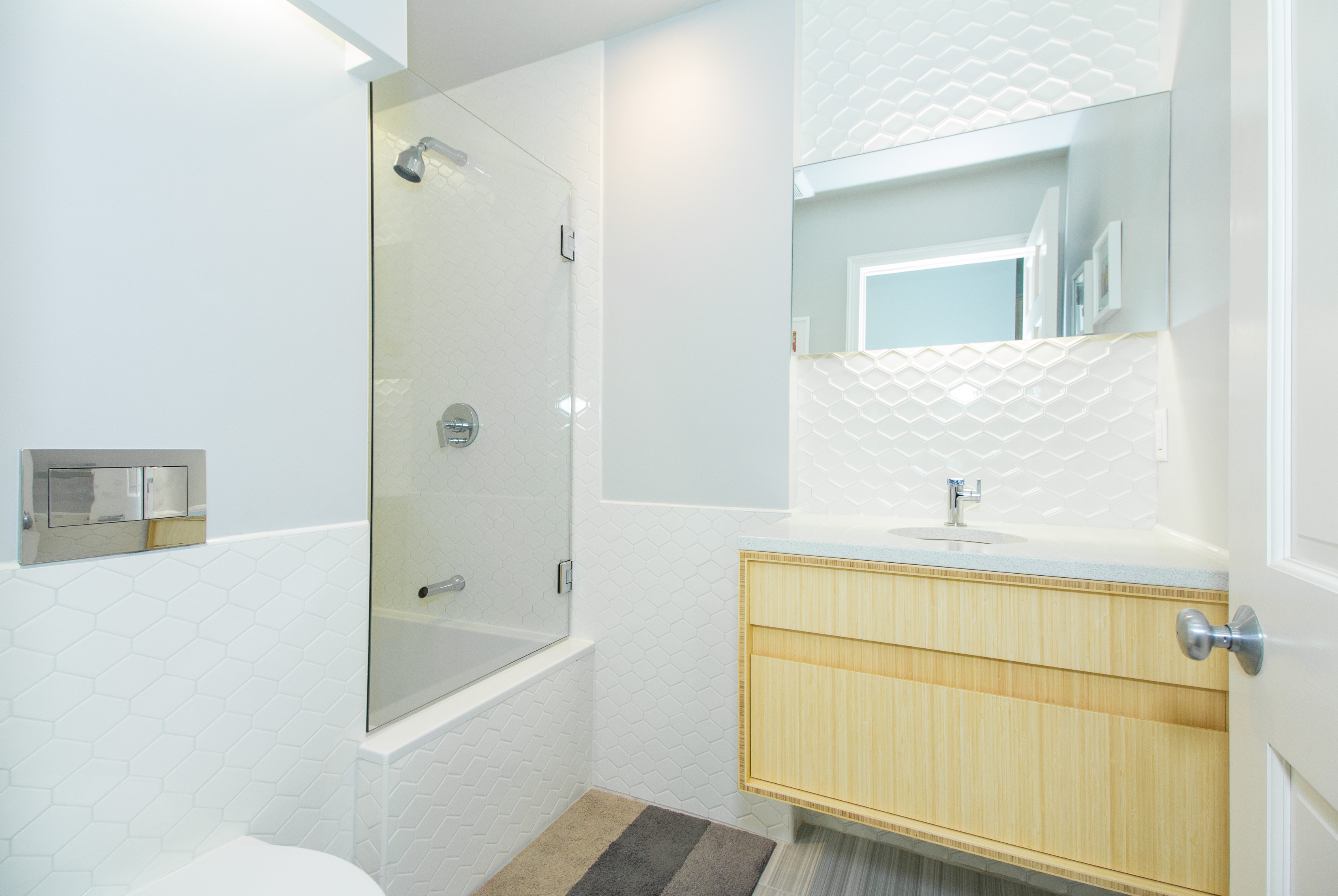 Bathroom Remodel - Bay State Refinishing & Remodeling -Boston MA