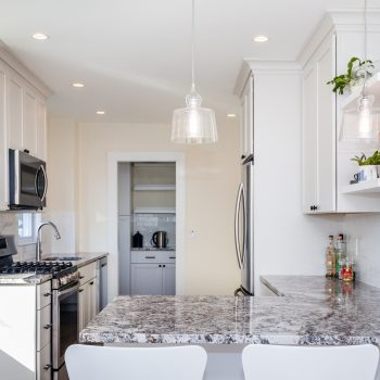 Bay State Refinishing & Remodeling - Kitchen Remodel - Brattle St. Arlington MA