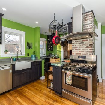 Minot St. Boston MA - Kitchen Remodel - Bay State Refinishing & Remodeling