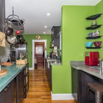 Minot St Kitchen Remodel - Bay State Refinishing & Remodeling - Boston MA
