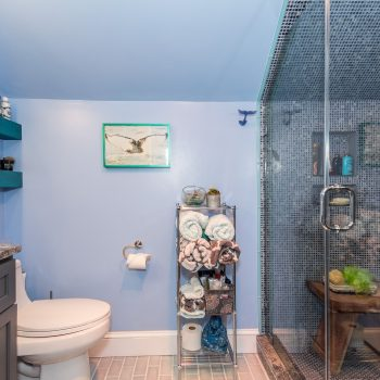New Shower - Bathroom Remodel - Boston MA - Bay State Refinishing & Remodeling