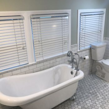 Bathroom Remodel - Concord Ave - Cambridge MA