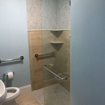 Shower - Bathroom Remodel - Boston MA