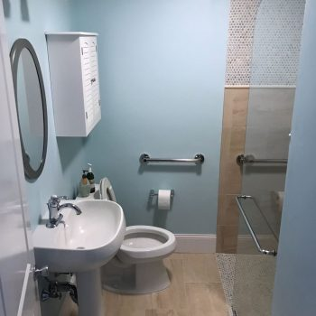 Bathroom Remodel - Bay State Refinishing & Remodeling