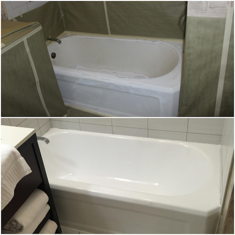 5 Signs It S Time To Refinish Your Tub
