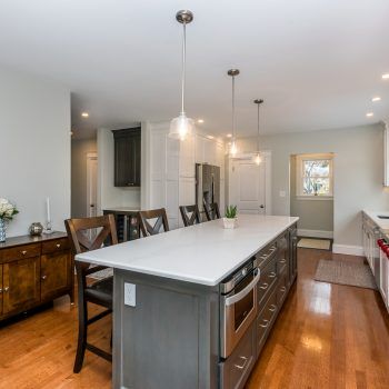 4- Stainless Steel Appliances - Kitchen Remodel - Grasmere St - Bay State Refinishing
