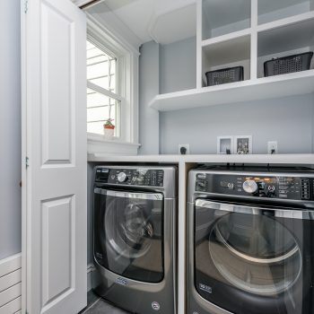 9 - Laundry Addition - Home Remodel - Bay State Refinishing & Remodeling