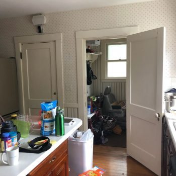 Grasmere St. - Kitchen Remodel - Before - Newton MA - 7