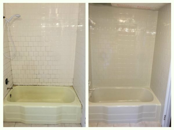 Bathroom Refinishing What Can You Refinish