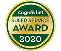 Bay State Refinishing - Angies List Super Service Award 2020